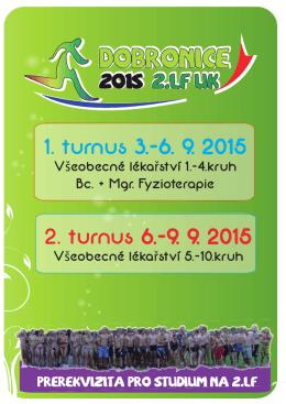 Letak Dobronice 2015