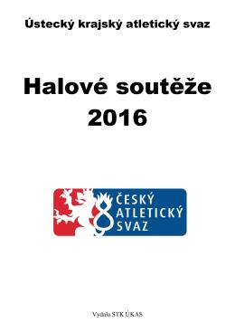 Halová brožura 2016