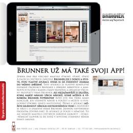 Brunner už má také svoji App! - K&K POKER