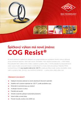 COG Resist® - C. Otto Gehrckens
