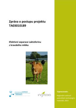 Zpráva 2014