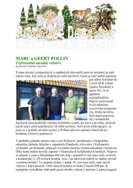 Obsah časopisu - Ecoteam Matuška