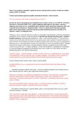 Náš komentář k vyjádření starosty Koláře ke stažení v PDF