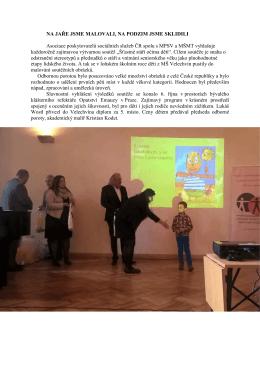 Lukáš Wostl, 5 let, Děda a jeho slepičky