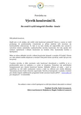 ZDE - Česká asociace koučů
