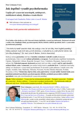 Peter Lehmann Antipsychiatrie-Verlag &