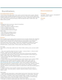 Stáhnout projektový balíček - PDF