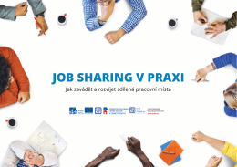 Job sharing v praxi