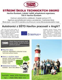 Článek Moravskoslezský deník 19. 5. 2015