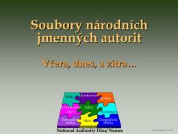 NPÚ, NM, NK ČR