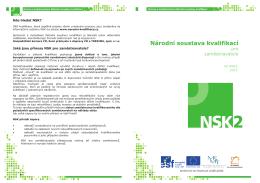 Jaké jsou přínosy NSK pro zaměstnavatele?
