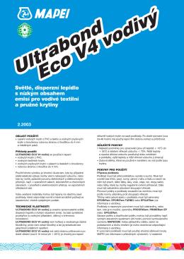 Ultrabond Eco V4 vodovy.cdr