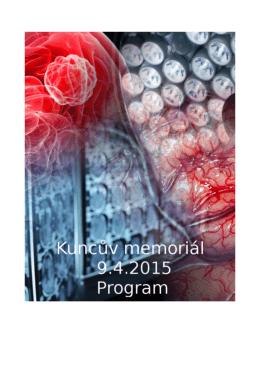 Kuncův memoriál 2015-09
