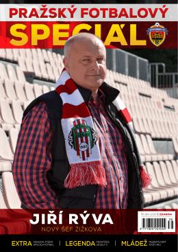 Aktuální číslo - Pražský fotbalový svaz