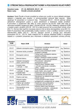 Označení sady: VY_32_INOVACE_EG.01