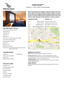 Hotel Kavalír***