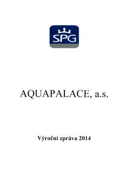 AQUAPALACE, a.s.