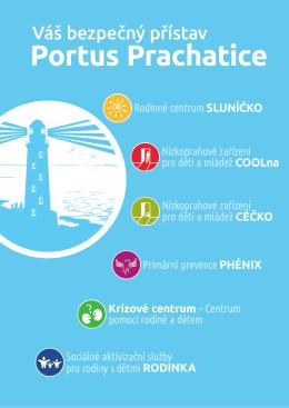 Výroční zpráva Portus Prachatice, o.p.s. 2014