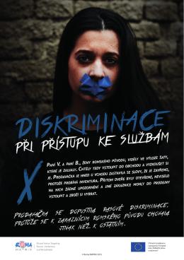 DISKRIMINACe - IQ Roma Servis