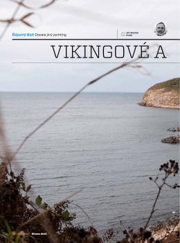 Vikingové a sychravý Balt - Yachting Revue - březen