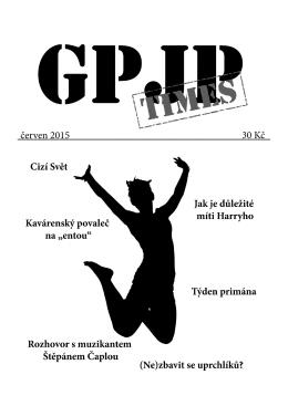 Červen 2015 - Gymnázium prof. Jana Patočky