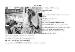 Český film 50. léta