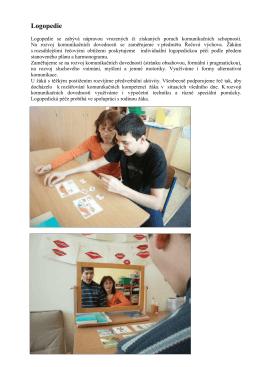 Ucelená rehabilitace v Základní škole speciální
