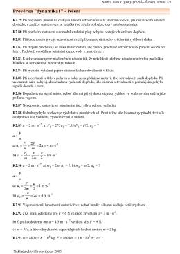 Sbírka úloh z fyziky