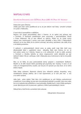 Stáhnout PDF - Senior holding