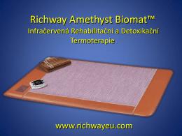 Prezentace Bio-Mat Amethyst