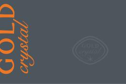 Stáhnout katalog - Gold