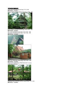 SLAPY 49°49` 14°24` Caivas, Karel: LETNÍ DŮM, letovisko Slapy