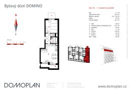Bytový dům DOMINO