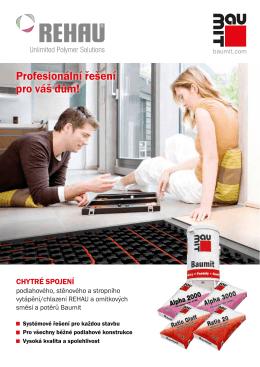Profesionální řešení pro váš dům!