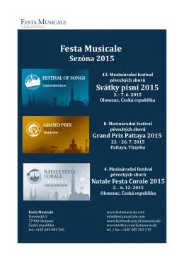 Festa Musicale