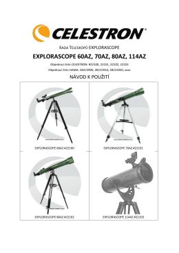 CZ návod - ExploraScope