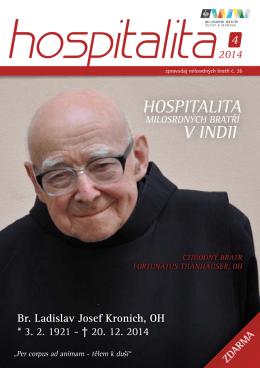 HOSPITALITA V INDII
