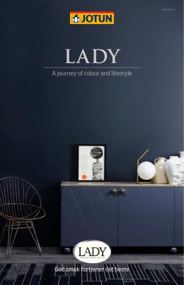 LADY fargekart 2016