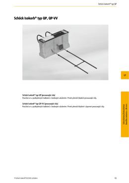 Schöck Isokorb® typ QP, QP-VV