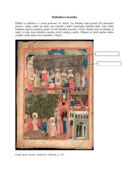 Dalimil I - Manuscriptorium