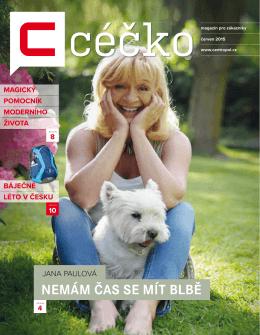 Časopis ke stažení - CENTROPOL ENERGY a.s.
