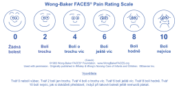 Wong-Baker FACES® Pain Rating Scale