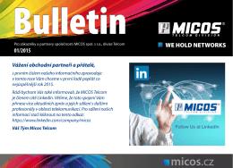 Informační bulletin