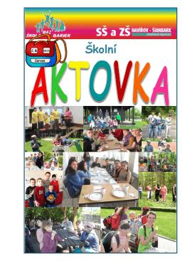 Školní AKTOVKA č. 8 červen 2015