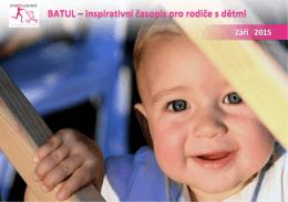 Inspirativní časopis pro rodiče s dětmi