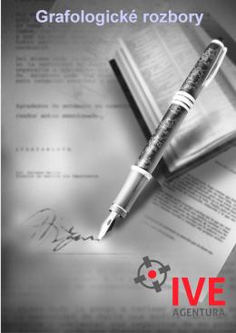 Ukázka - IVE-AGENTURA, sro