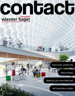 Časopis Contact PDF - Wiesner