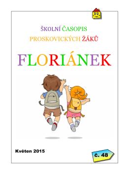 Floriánek - květen 2015