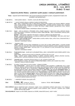 škrpál-program Swansea 8 dnů V2