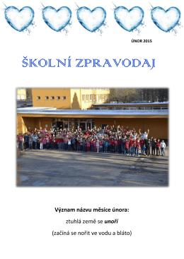 ŠKOLNÍ ZPRAVODAJ - Jazyková škola Hello